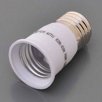E26 Socket Extension Adapter Medium Screw Base