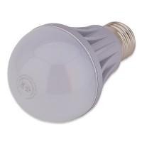 Dimmable 7-Watt A19 LED E26 Screw-In Base Light Bulb UL-Listed (Final Sale)