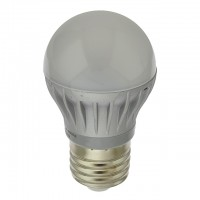 A45 4-Watt LED Bulb 20W Replacement with E26/E27 Medium Screw Base