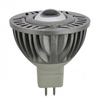 4W Single-LED MR16 Green Spot Light Bulb (Final Sale)