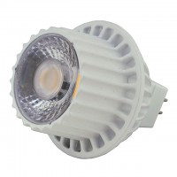 MR16 12V 8W LED Narrow Angle Spot Light Bulb, 50W Equivalent, for Landscape, Recessed, and Track Lighting