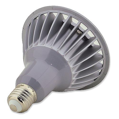 Energy Efficient Flood Lights Indoor: 16W Indoor Outdoor LED PAR38 Flood Light Bulb