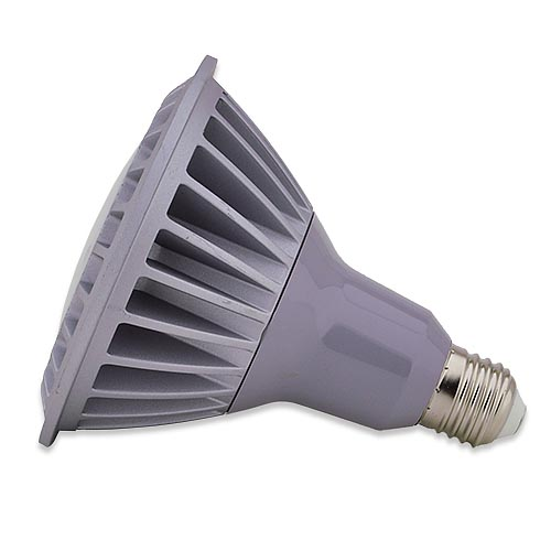 16W Indoor Outdoor LED PAR38 Flood Light Bulb