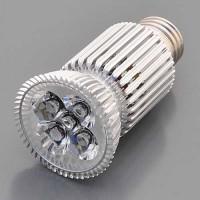UV Ultra Violet LED Black Light Bulb 395nm 120V E27 Screw Base