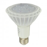 UL Dimmable PAR30 LED Spot Light Bulb with Interchangeable Wide Angle Flood Lens 11-Watt E26, 1328