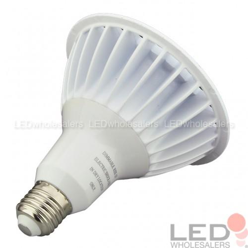 Ul par38 26w led spot light bulb with interchangeable wide angle ul par38 led spot light bulb with interchangeable wide angle flood lens for track or recessed aloadofball Images
