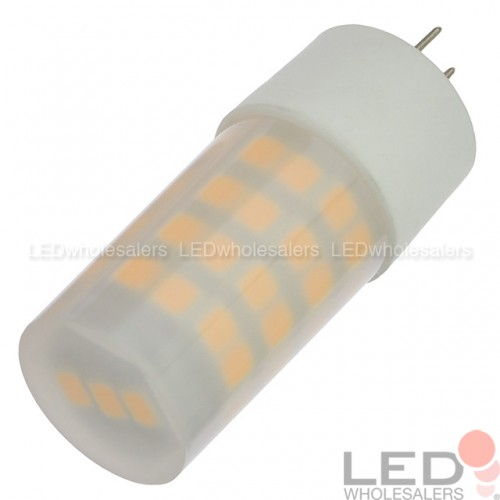 G4 Base 4w Led Light Bulb With Translucent Cover 12v Ac Dc