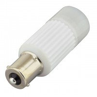 BA15s Base Omnidirectional 3-Watt LED Light Bulb 12-Volt AC/DC or 10-30V DC