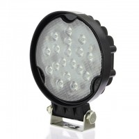 20-Watt Heavy Duty High Power Off-Road Round LED Work Light