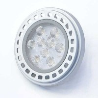 11-Watt AR111 LED Spot Light Bulb with G53 Base 12-Volt AC/DC