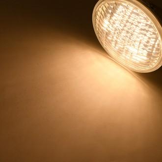 Waterproof PAR36 10W LED Flood Light Bulb with G53 Base, 12-24V AC/DC, ETL-Listed, Warm White 3000K (6-Pack)