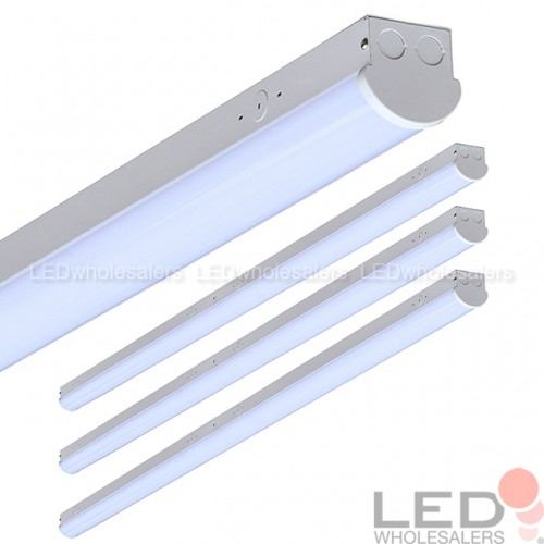 8 Ft 64w Led Surface Mount Or Suspended Dimmable Shop Light