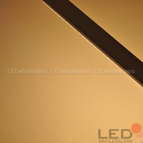 RS03 Linkable Low Profile Aluminum LED Rigid Strip For Display Case And Under  Cabinet Lighting,