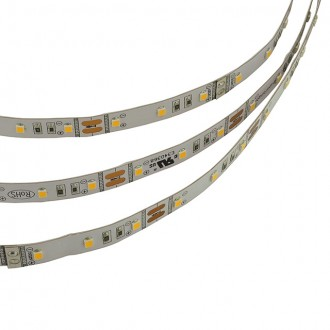 UL 12-Volt Flexible LED Strip Kit with Dimmable Voltage Driver and Wall Dimmer Switch 16.4-Feet