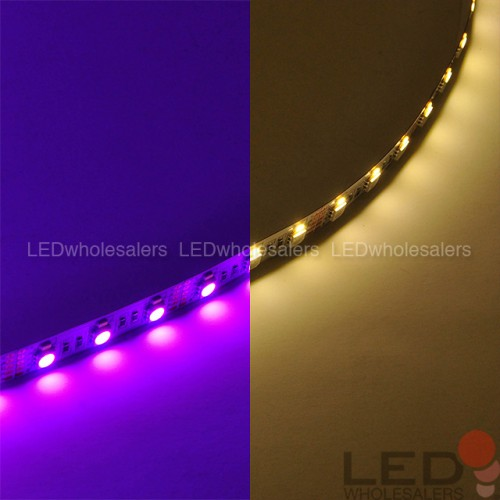 12volt rgbw flexible led ribbon strip light with 300xsmd5050 and 300xsmd3014