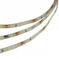 UL IP65 Water-Resistant Silicone Gel 16.4-Feet Flexible LED Strip with 300xSMD2835, 12-Volt, 24 Watts