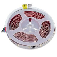 UL 24-Volt 16.4-ft Color-Changing RGB Flexible Ribbon Light with 150xSMD5050
