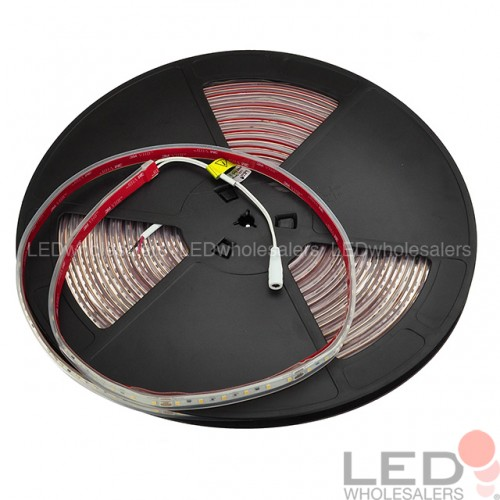 24v Ul 65 Ft Water Resistant Flexible Led Strip With