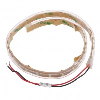 "20"" (0.5m) 12-Volt Flexible LED Ribbon with 30xSMD3528 in Waterproof Sleeve (Final Sale)"