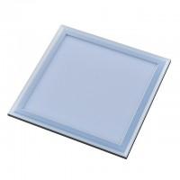 1x1-ft LED Light Panel Ultra Thin Glare-Free Edge-Lit 20-Watt