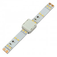 Permanent LED Strip Coupler for 2-Conductor Ribbons