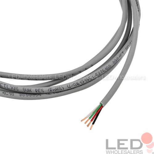 400 ft 18 Ga AWG Primary // Remote Wire Lead BLACK YELLOW BLUE 100/' EACH RED