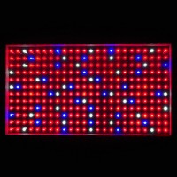 300W Pro Series High Power Hydroponic LED Grow Light with Red, Blue, Orange, and White (Final Sale)
