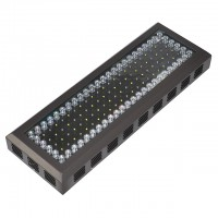 150W High Power Blue and White LED Marine Aquarium Light with Collimator Lens for Coral Reef and Fish (Final Sale)