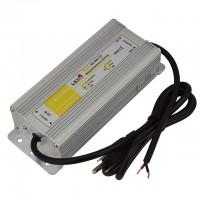 12-Volt 60-Watt Waterproof Power Supply with 3-Prong Plug