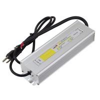 12-Volt 150-Watt Waterproof Power Supply with 3-Prong Plug