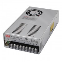 12V 350-Watt UL-Recognized Constant Voltage Power Supply
