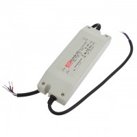 60-Watt Single Output 12-Volt Class 2 1-10V Dimmable Switching Power Supply