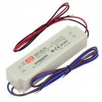 12V 36-Watt UL Constant Voltage Single Output Waterproof Switching Power Supply