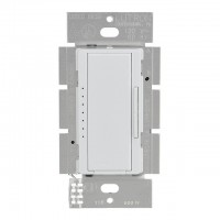 Lutron Maestro 600-Watt Multi-Location Digital Dimmer Switch