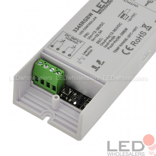CC01 4-Channel Receiver, Wall-Mount Controller, or Remote