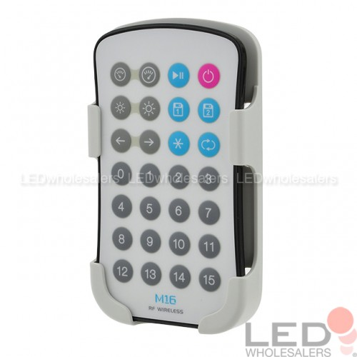 RF Controller with Wireless Remote for Addressable Dream