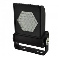 Heavy Duty LED Outdoor Security Spotlight Fixture 90-Watt, Neutral White 4000K