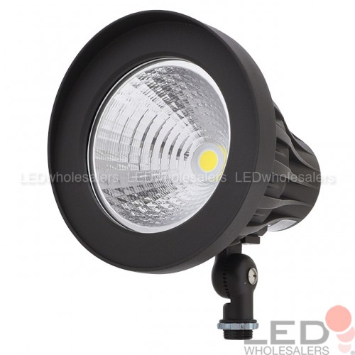 30w led round outdoor spot light fixture with 12 threaded knuckle heavy duty 30w led round outdoor spot light fixture with 12 threaded knuckle mount ul listed dlc qualified workwithnaturefo