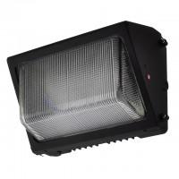 60-Watt Outdoor LED Wall Pack Security Light Fixture UL-Listed