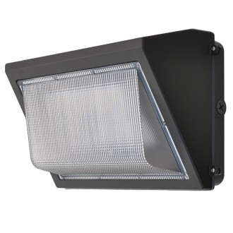 60-Watt Outdoor LED Wall Pack Security Light Fixture, UL-Listed & DLC-Premium 4.2 Qualified, Daylight 5000K
