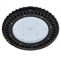 150W/200W LED Round Pendant UFO High Bay Light Fixture, UL-Listed, Daylight 5000K