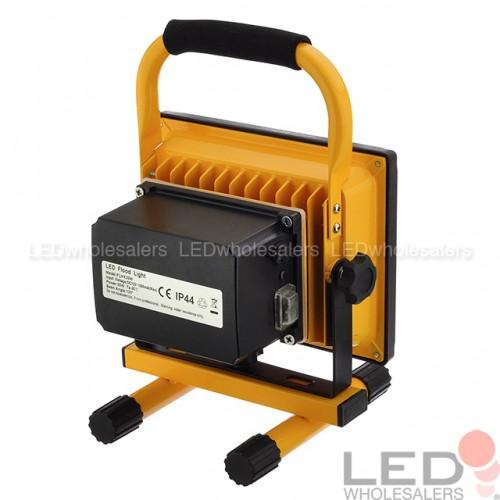 Work Light Rechargeable Led Garage Jobsite Plastic: 20W Rechargeable Portable LED Work Light For Workshop