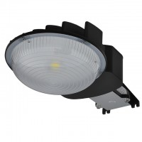 70W LED Area and Wall Security Light, UL-Listed & DLC-Qualified, Daylight 5000K