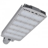 Series-D 300W LED Street Light with Swivel Mounting Arm, UL-Listed, Daylight 5500K