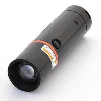 Zoomable Wide and Narrow Beam Ultra Violet Flashlight 385nm UV 3xAA Black Light