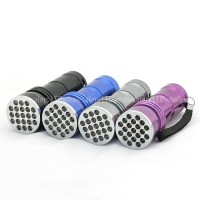21 LED Flashlight with Lanyard Strap