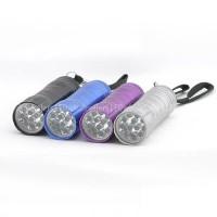 12 LED AAA Battery