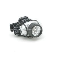 7-LED Super Bright 3xAAA Headlight Power Light Beam