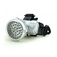 40-LED Headlight 4-Mode 3xAA