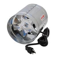 """6"""" All Metal Inline Booster Fan 6-Inch Duct Fan 240 CFM"""